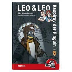 Bücher: Leo & Leo: Kaspirov der Pinguin  von Tobias Bungter