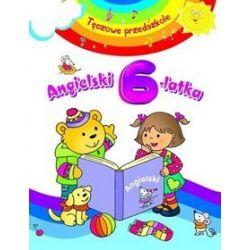 Angielski 6-latka. Tęczowe przedszkole - Anna Wiśniewska