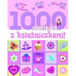 1000 naklejek z księżniczkami!