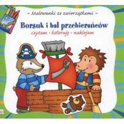 Borsuk i bal przebierańców - Anna Podgórska