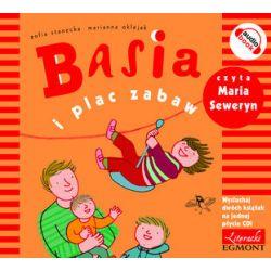 Basia i plac zabaw (CD) - Marianna Oklejak, Zofia Stanecka