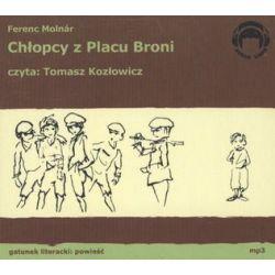 Chłopcy z placu broni - książka audio na CD (CD) - Ferenc Molnar