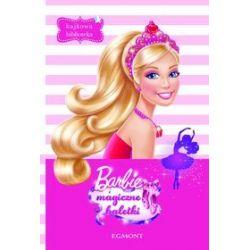 Bajkowa biblioteka. Barbie i magiczne baletki