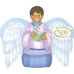 Anioł Stóż. Jezus kocha wszystkie dzieci