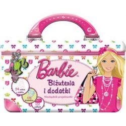 Barbie. Niezbędnik projektantki. Biżuteria i dodatki