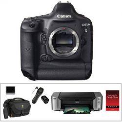 Canon Canon EOS-1D X Digital SLR Camera and PIXMA PRO-100 B&H