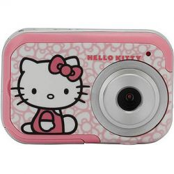 Sakar 2.1Mp Hello Kitty Digital Camera with 3 82009 B&H Photo
