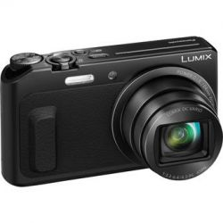 Panasonic Lumix DMC-ZS45 Digital Camera (Black) DMC-ZS45/B B&H