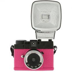Lomography Diana Mini 35mm Camera with Flash (En Rose) HP550ROSE