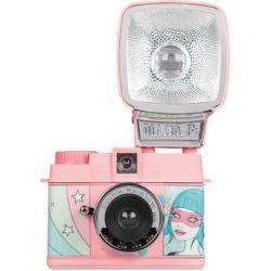 Lomography Diana Mini 35mm Camera with Flash HP550DR B&H Photo