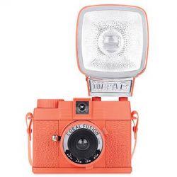 Lomography Diana Mini 35mm Camera with Flash HP550CF B&H Photo