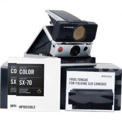 Impossible Refurbished Polaroid SONAR OneStep SX-70 Land 2850