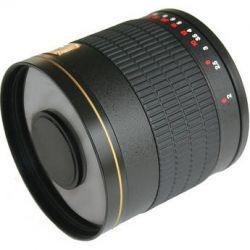 Rokinon 800mm f/8.0 Mirror T-Mount Lens (Black) 800M-B B&H Photo