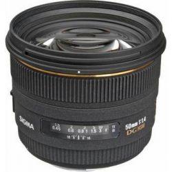 Sigma 50mm f/1.4 EX DG HSM Lens for Sigma SA 310-110 B&H Photo