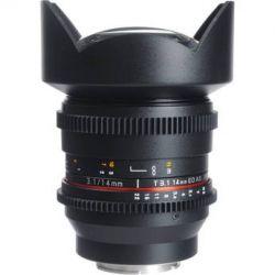 Bower 14mm T3.1 Super Wide-Angle Cine Lens For Samsung SLY14VDNX