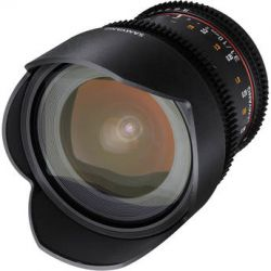 Samyang 10mm T3.1 VDSLR Lens with Sony Alpha Mount SYCV10M-S B&H