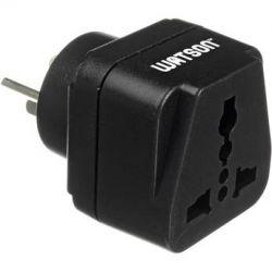 Watson Adapter Plug - 3-Prong USA to 3-Prong Israel APG-USA-IE