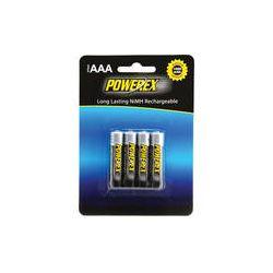 Powerex Rechargeable AAA NiMH Batteries (1.2V, 1000mAh) MHRAAA4