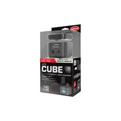 hahnel ProCUBE Twin Charger for Select Digital HL -PRO CUBE B&H