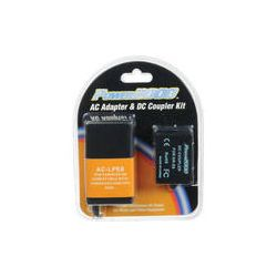 Power2000 AC-LPE8 AC Adapter and DC Coupler Kit AC-LPE8 B&H