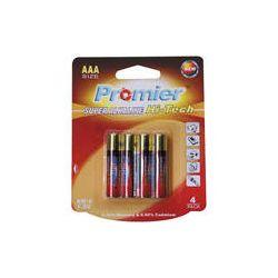 Promier AAA Super Alkaline High-Tech Batteries HTLR03-BP4 B&H