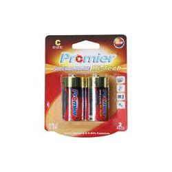 Promier C Super Alkaline High-Tech Batteries (2-Pack) HTLR14-BP2