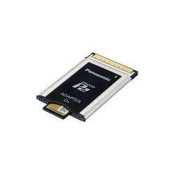 Panasonic AJ-P2AD1G microP2 Memory Card Adapter AJ-P2AD1G B&H
