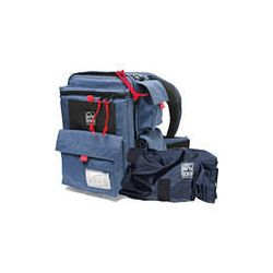 Porta Brace BK-1NQS-M4 Backpack Kit (Blue) BK-1NQS-M4 B&H Photo
