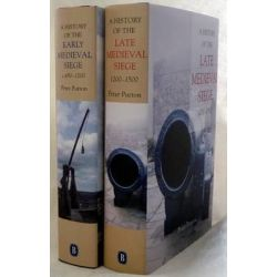 A History of the Early and Late Medieval Siege by Peter Purton, 9781843834502.