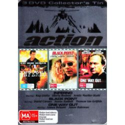 Action on DVD.