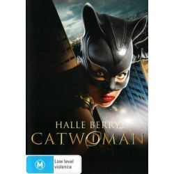 Catwoman on DVD.