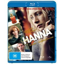 Hanna on DVD.