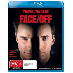 Face/Off on DVD.