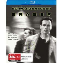 Eraser on DVD.