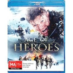 Age of Heroes on DVD.