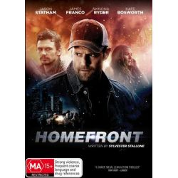 Homefront on DVD.