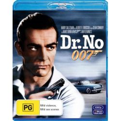 Dr. No (007) on DVD.