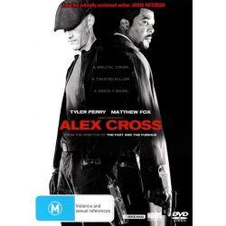 Alex Cross on DVD.