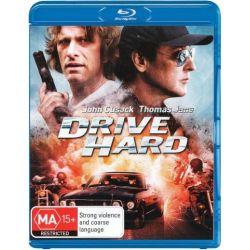 Drive Hard on DVD.