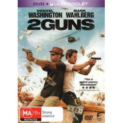 2 Guns (DVD/UV) on DVD.