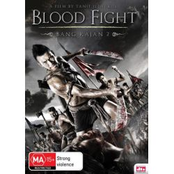 Blood Fight on DVD.