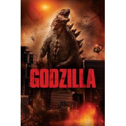 Godzilla on DVD.