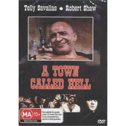 A Town Called Hell on DVD.