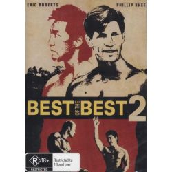 Best Of The Best 2 on DVD.