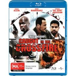 Caught in the Crossfire on DVD.