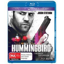 Hummingbird (Blu-ray/UV) on DVD.