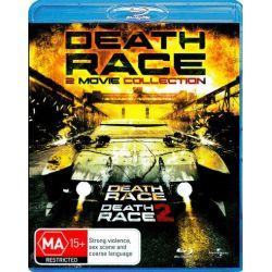 Death Race / Death Race 2 on DVD.