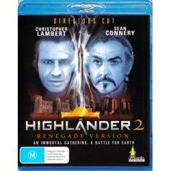 Highlander 2 on DVD.