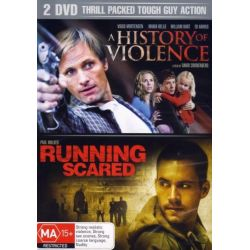 A History of Violence / Running Scared on DVD.