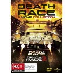 Death Race / Death Race 2 on DVD.